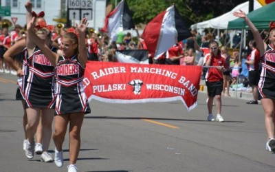 2020 Pulaski Polka Day's Band Schedules