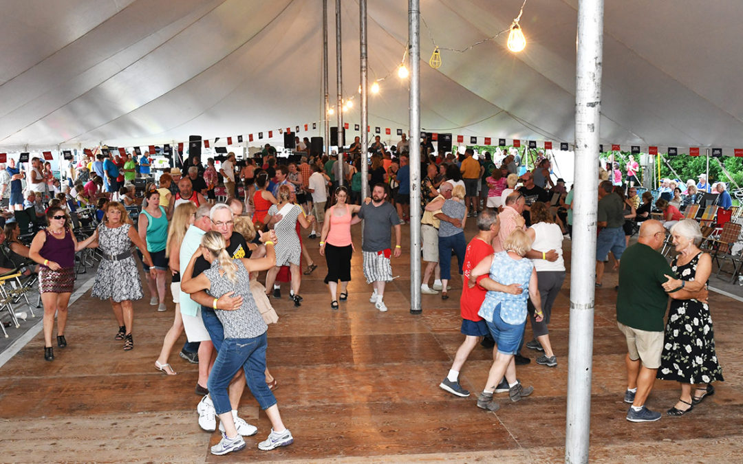 43rd Annual Pulaski Polka Days ~ July 15-18, 2021