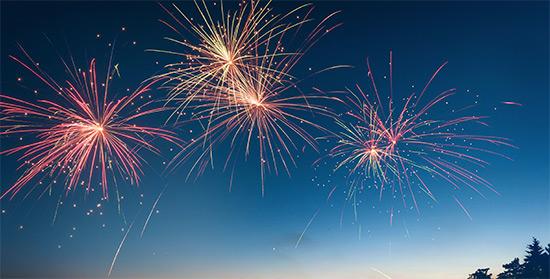 pulaski polka days fireworks