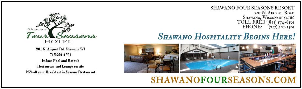 Shawano Four Seasons Hotel