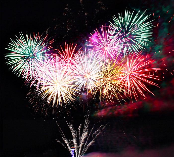 pulaski polka days fireworks,polish music festival,polka festival,pulaski wisconsin