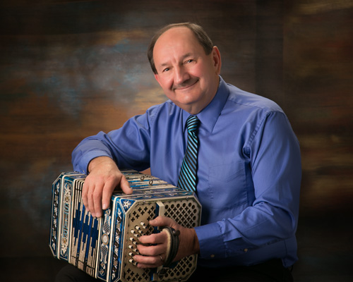 "Eugene A. Maroszek has been nominated to the ""World Concertina Congress Hall of Fame"""