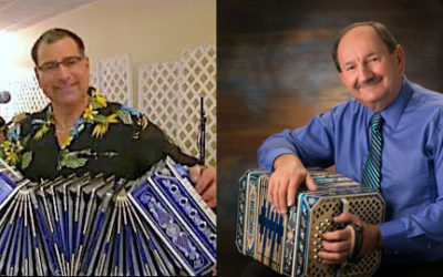 Chad Przybylski and Eugene Maroszek to be inducted into the World Concertina Congress 2021 Hall of Fame!